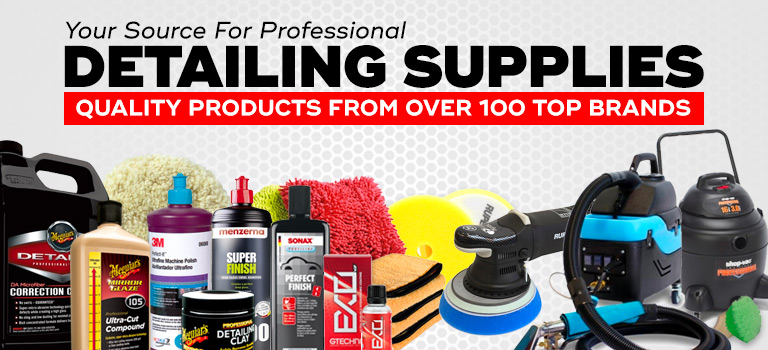 Your Source for Professional Detailing Supplies