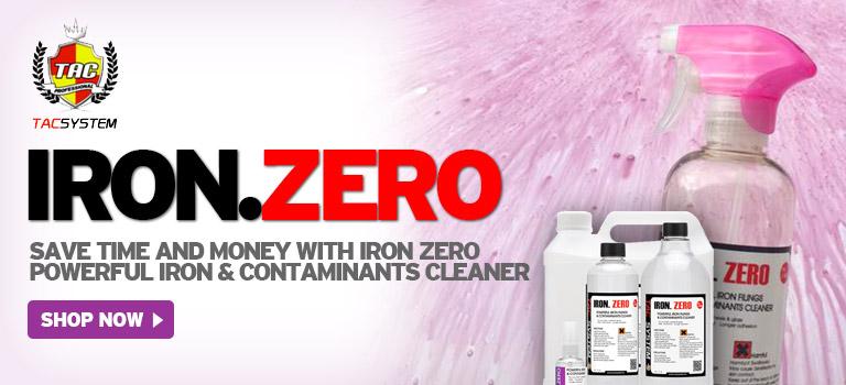 TAC System Iron Zero Iron Remover