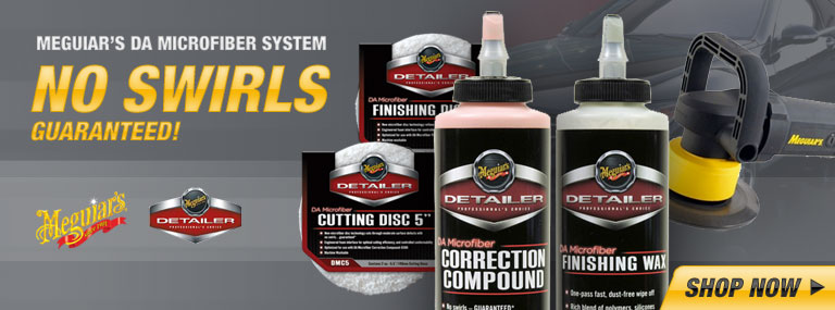Meguiars Detail Supplies