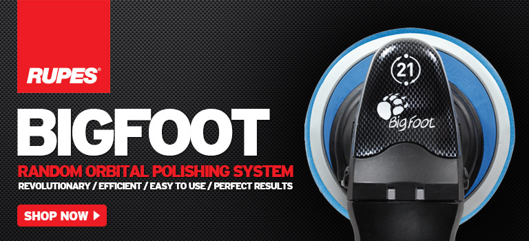 RUPES Bigfoot 21mm Polisher